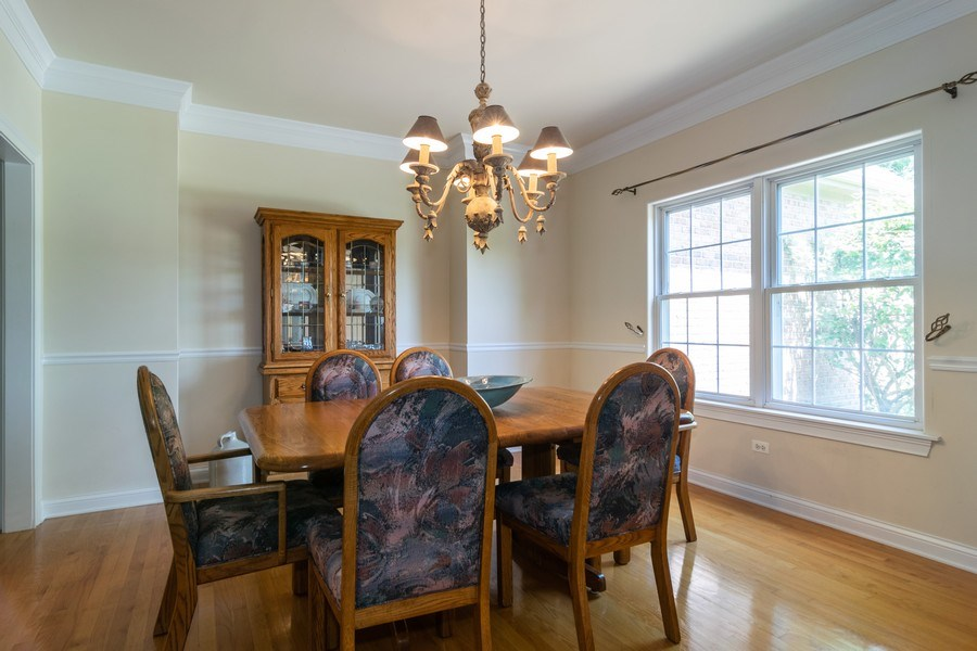 Real Estate Photography - 39W085 DEAN Lane, St. Charles, IL, 60175 - Dining Room