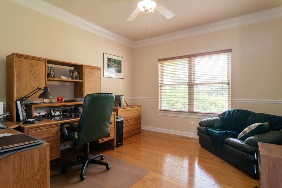 Real Estate Photography - 39W085 DEAN Lane, St. Charles, IL, 60175 - Office