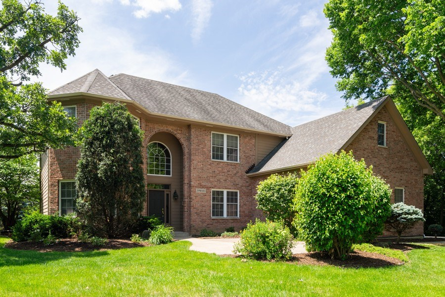 Real Estate Photography - 39W085 DEAN Lane, St. Charles, IL, 60175 - Front View