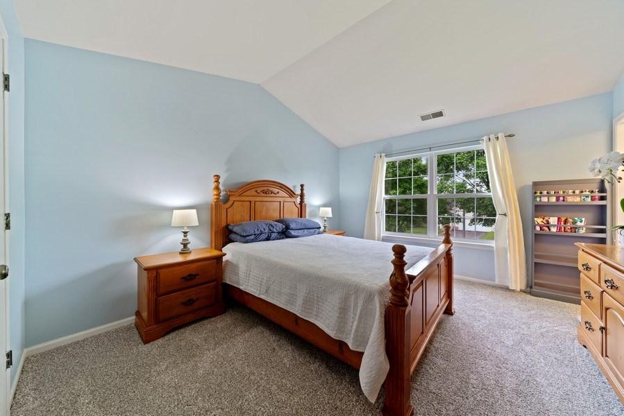 Real Estate Photography - 1457 CROWFOOT Lane, Minooka, IL, 60447 - Master Bedroom