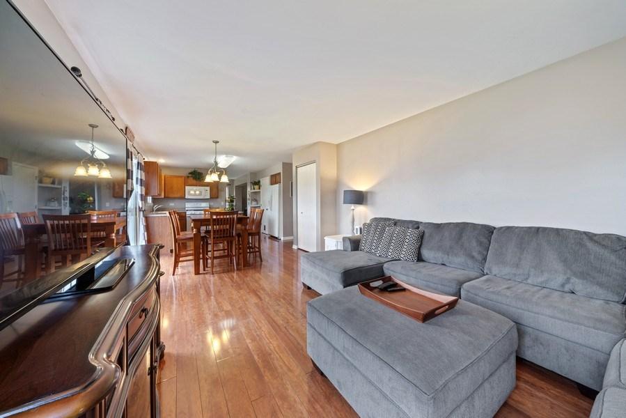 Real Estate Photography - 1457 CROWFOOT Lane, Minooka, IL, 60447 - Family Room