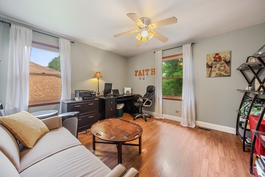 Real Estate Photography - 1517 Terrance Drive, Naperville, IL, 60565 - Bedroom Four