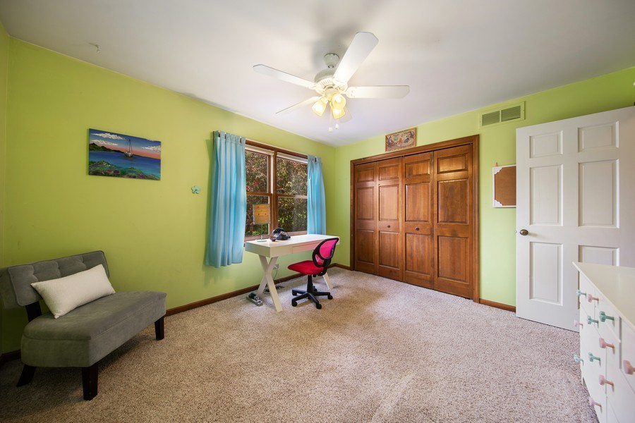Real Estate Photography - 1517 Terrance Drive, Naperville, IL, 60565 - Bedroom Two