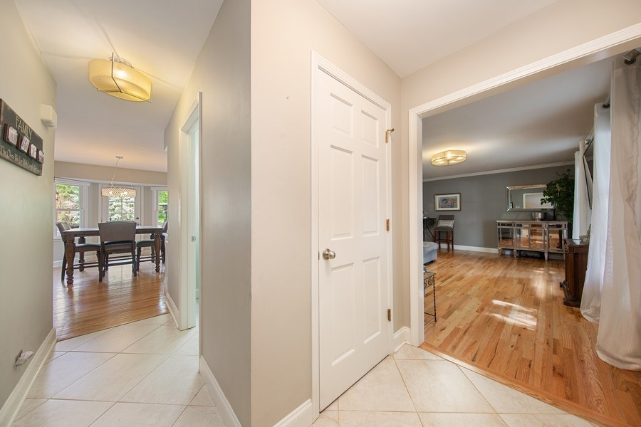 Real Estate Photography - 1517 Terrance Drive, Naperville, IL, 60565 - Entryway