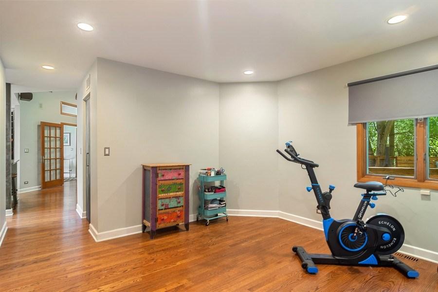 Real Estate Photography - 21116 N. Prestwick Drive, Barrington, IL, 60010 - Exercise or bonus room