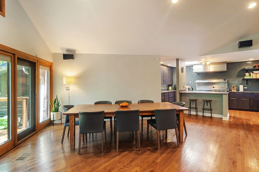 Real Estate Photography - 21116 N. Prestwick Drive, Barrington, IL, 60010 - Dining Room
