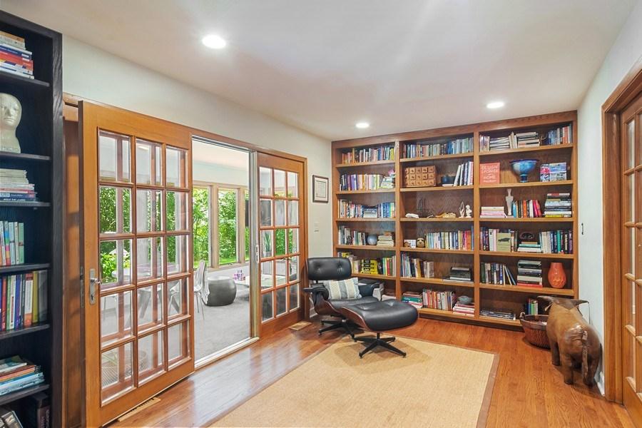 Real Estate Photography - 21116 N. Prestwick Drive, Barrington, IL, 60010 - Study