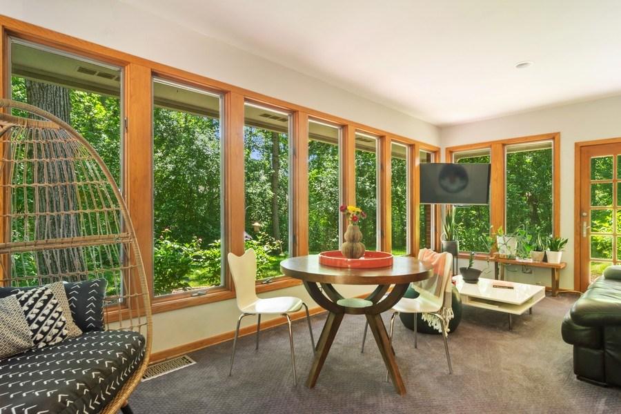 Real Estate Photography - 21116 N. Prestwick Drive, Barrington, IL, 60010 - Sun Room