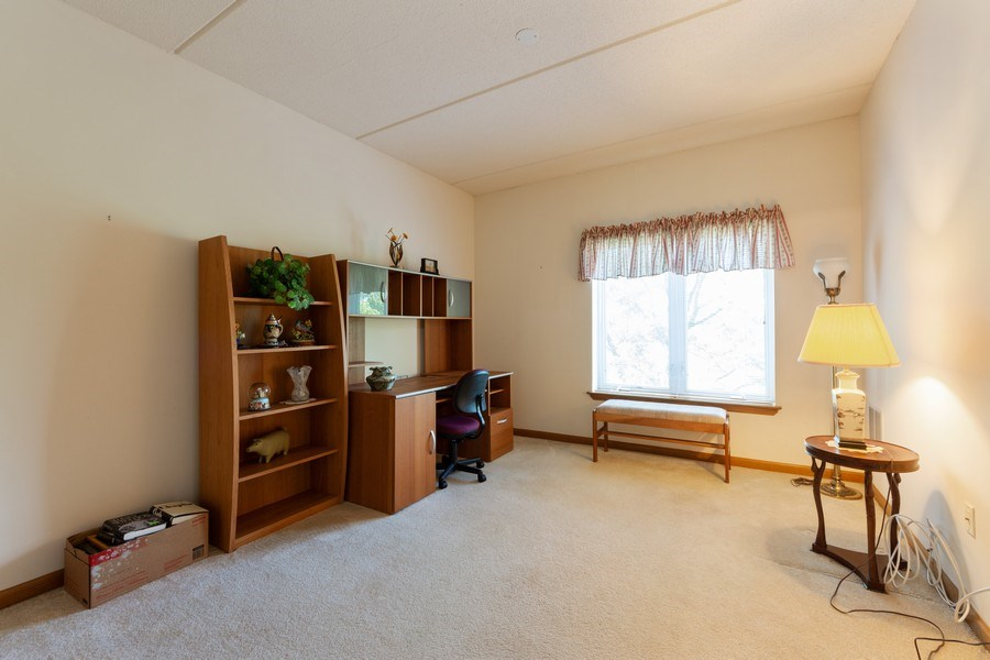 Real Estate Photography - 3401 N. Carriageway Drive, Unit 303, Arlington Heights, IL, 60004 - 2nd Bedroom