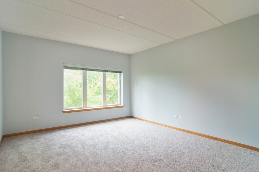 Real Estate Photography - 3401 N. Carriageway Drive, Unit 303, Arlington Heights, IL, 60004 - Master Bedroom
