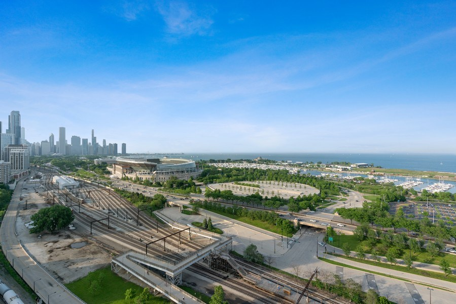 Real Estate Photography - 1841 South Calumet Ave, 2205, Chicago, IL, 60616 - View