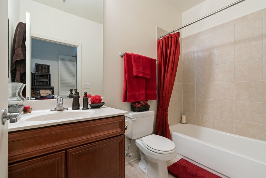 Real Estate Photography - 1841 South Calumet Ave, 2205, Chicago, IL, 60616 - Bathroom