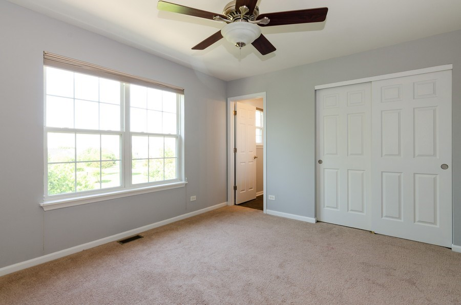 Real Estate Photography - 3136 Valley Falls Street, Elgin, IL, 60124 - 2nd Bedroom