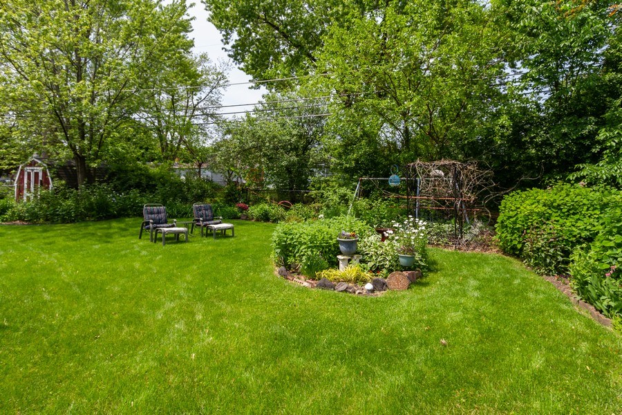 Real Estate Photography - 834 S. Arlington Heights Road, Arlington Heights, IL, 60005 - Back Yard