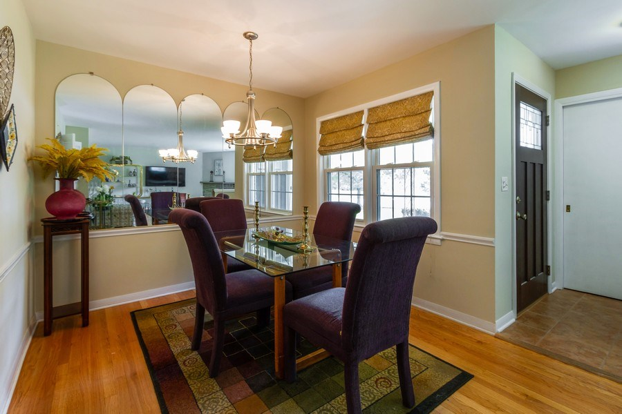 Real Estate Photography - 834 S. Arlington Heights Road, Arlington Heights, IL, 60005 - Dining Area