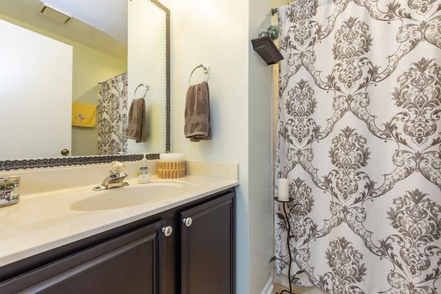 Real Estate Photography - 719 E. Whispering Oaks Drive, Unit 2RY, Palatine, IL, 60074 - 2nd Bathroom