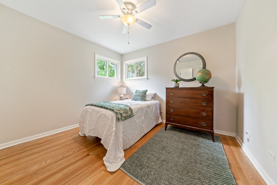 Real Estate Photography - 336 Indian Drive, Glen Ellyn, IL, 60137 - 2nd Bedroom