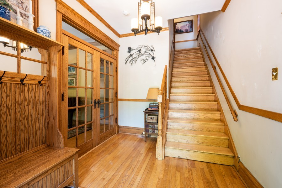 Real Estate Photography - 1456 W. Thome Avenue, Chicago, IL, 60660 - Foyer