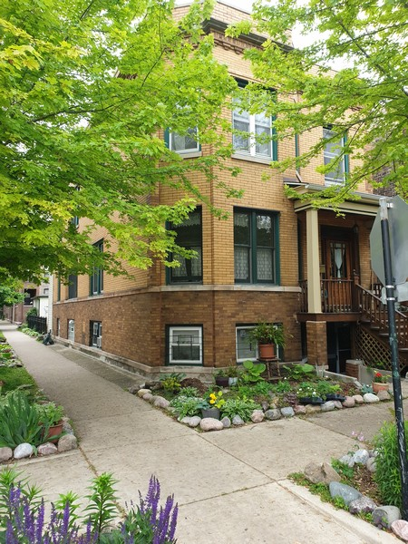 Real Estate Photography - 1456 W. Thome Avenue, Chicago, IL, 60660 - Exterior