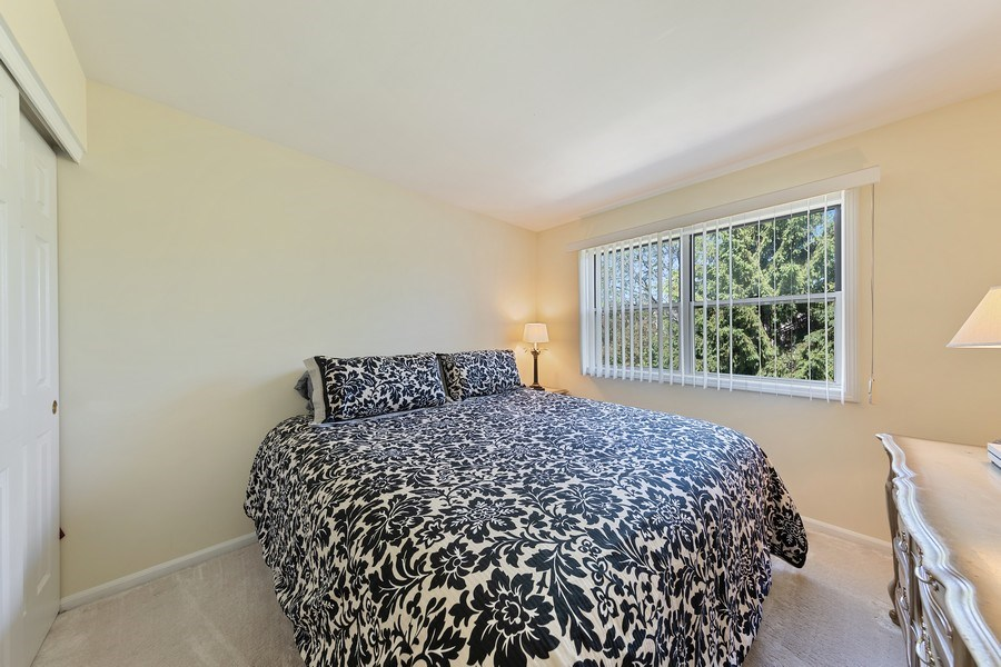Real Estate Photography - 1163 Donegal Lane, Barrington, IL, 60010 - 2nd Bedroom
