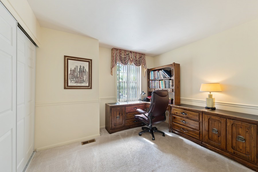 Real Estate Photography - 1163 Donegal Lane, Barrington, IL, 60010 - 4th Bedroom
