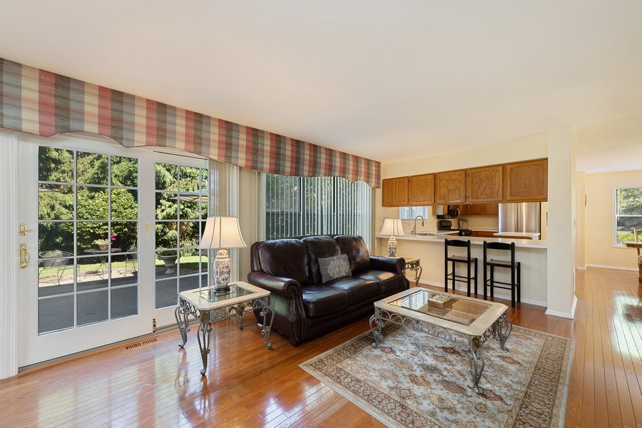 Real Estate Photography - 1163 Donegal Lane, Barrington, IL, 60010 - Family Room