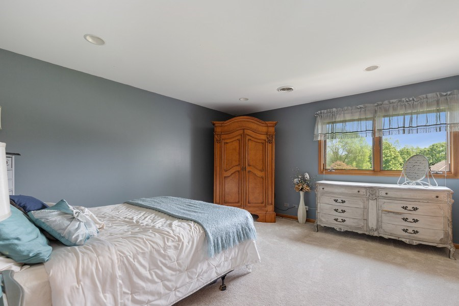 Real Estate Photography - 40698 N. Gridley Drive, Antioch, IL, 60002 - 3rd Bedroom