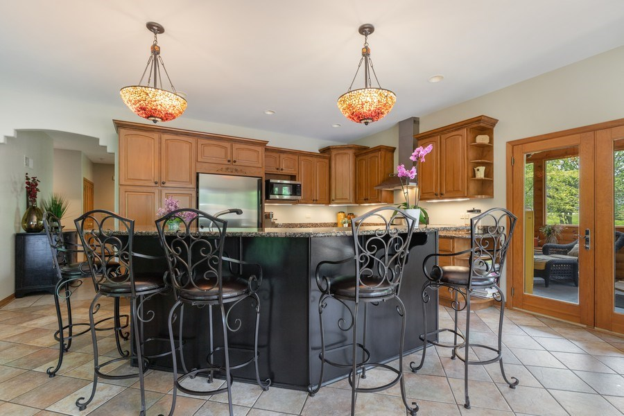 Real Estate Photography - 40698 N. Gridley Drive, Antioch, IL, 60002 - Kitchen