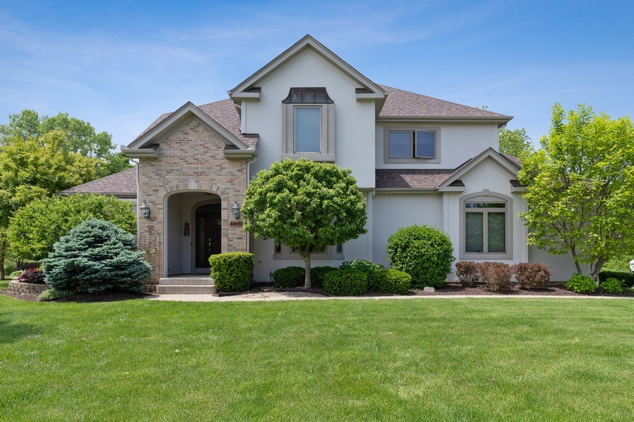 Real Estate Photography - 40698 N. Gridley Drive, Antioch, IL, 60002 - Front View