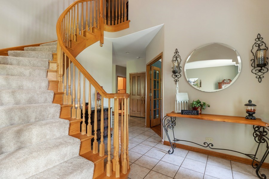 Real Estate Photography - 40698 N. Gridley Drive, Antioch, IL, 60002 - Foyer