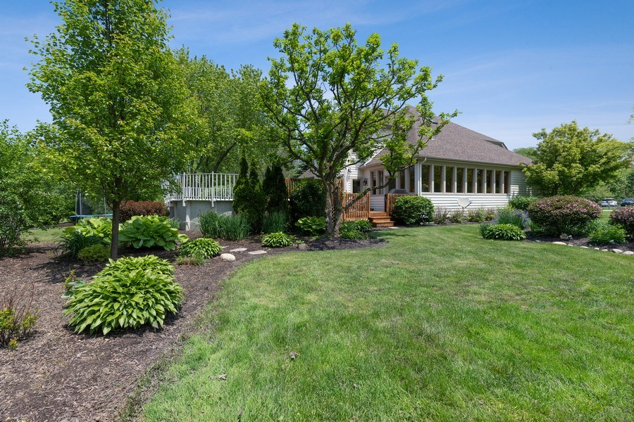 Real Estate Photography - 40698 N. Gridley Drive, Antioch, IL, 60002 - Side View