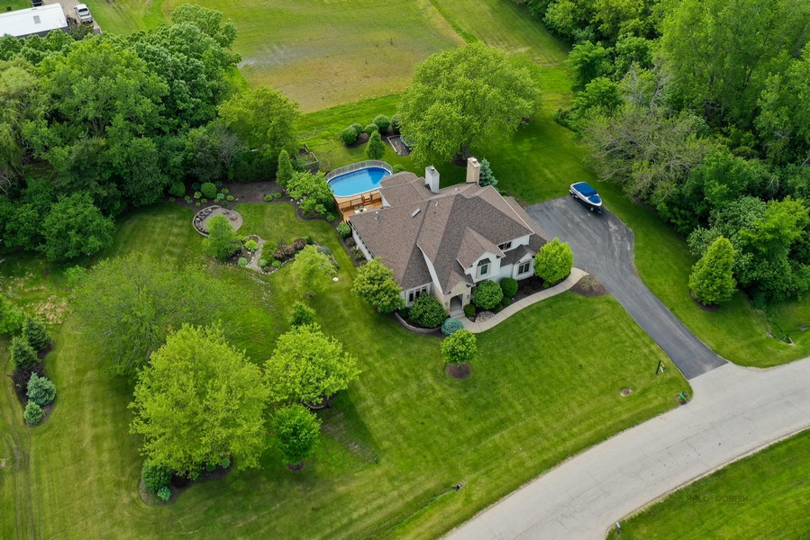 Real Estate Photography - 40698 N. Gridley Drive, Antioch, IL, 60002 -