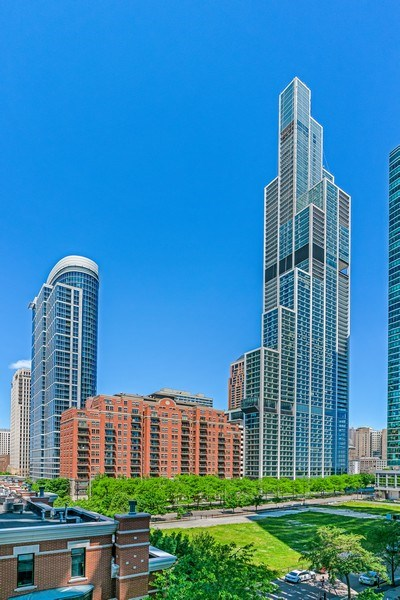 Real Estate Photography - 233 E. 13th Street, Unit 610, Chicago, IL, 60605 - View