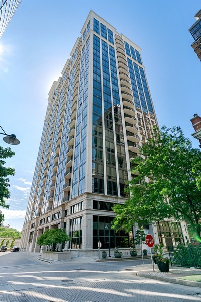 Real Estate Photography - 233 E. 13th Street, Unit 610, Chicago, IL, 60605 - Front View