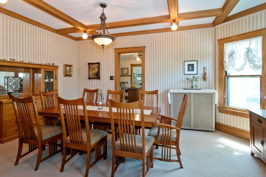 Real Estate Photography - 202 North Ridgeland Ave, Oak Park, IL, 60302 - DINING ROOM - First Floor