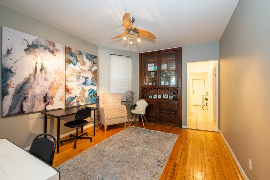 Real Estate Photography - 3556 North Wilton Ave, Chicago, IL, 60657 - Dining Room