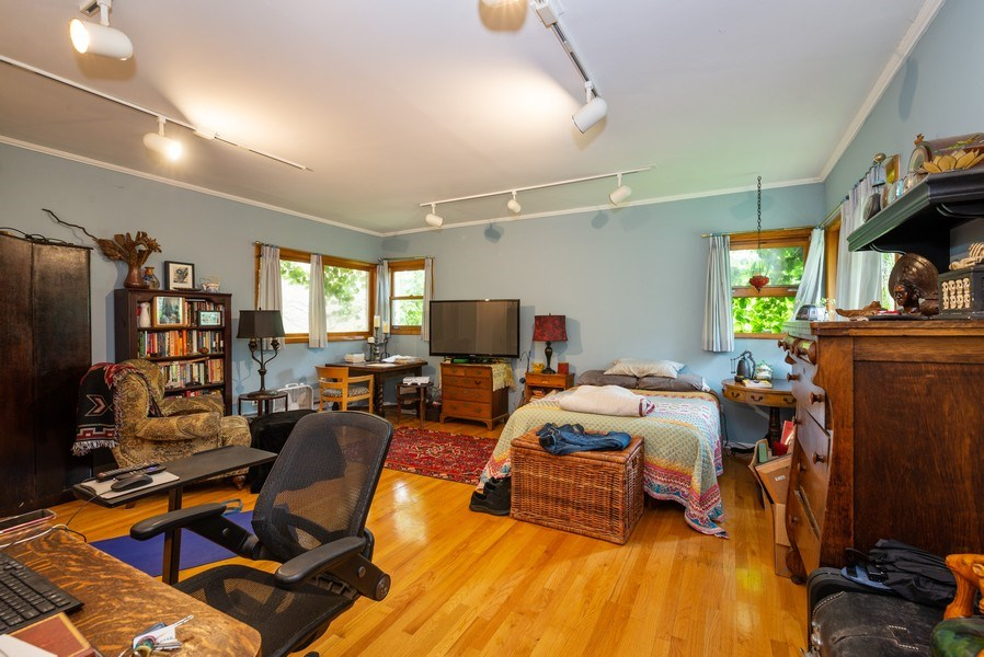 Real Estate Photography - 7355 N. Winchester Avenue, Chicago, IL, 60626 - 1st Floor Bedroom (Additional Room)