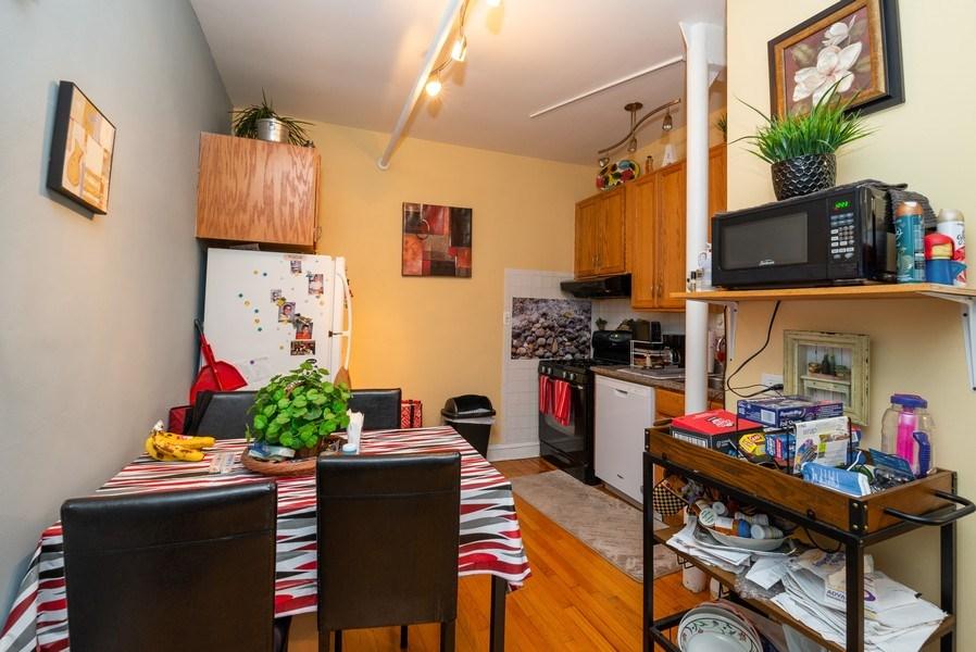 Real Estate Photography - 7355 N. Winchester Avenue, Chicago, IL, 60626 - Garden Kitchen