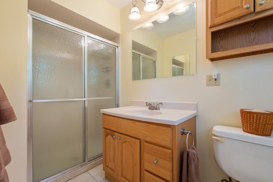 Real Estate Photography - 25W722 Flint Creek Drive, Wheaton, IL, 60189 - Master Bathroom