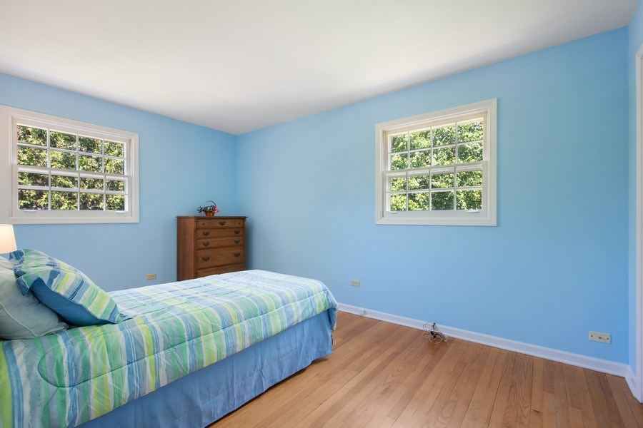 Real Estate Photography - 25W722 Flint Creek Drive, Wheaton, IL, 60189 - 2nd Bedroom