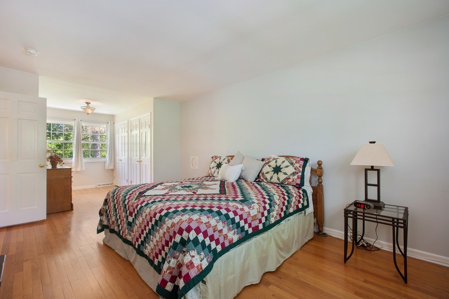 Real Estate Photography - 25W722 Flint Creek Drive, Wheaton, IL, 60189 - Master Bedroom