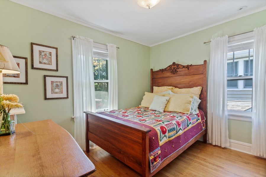 Real Estate Photography - 831 N. Summit Street, Wheaton, IL, 60187 - 3rd Bedroom