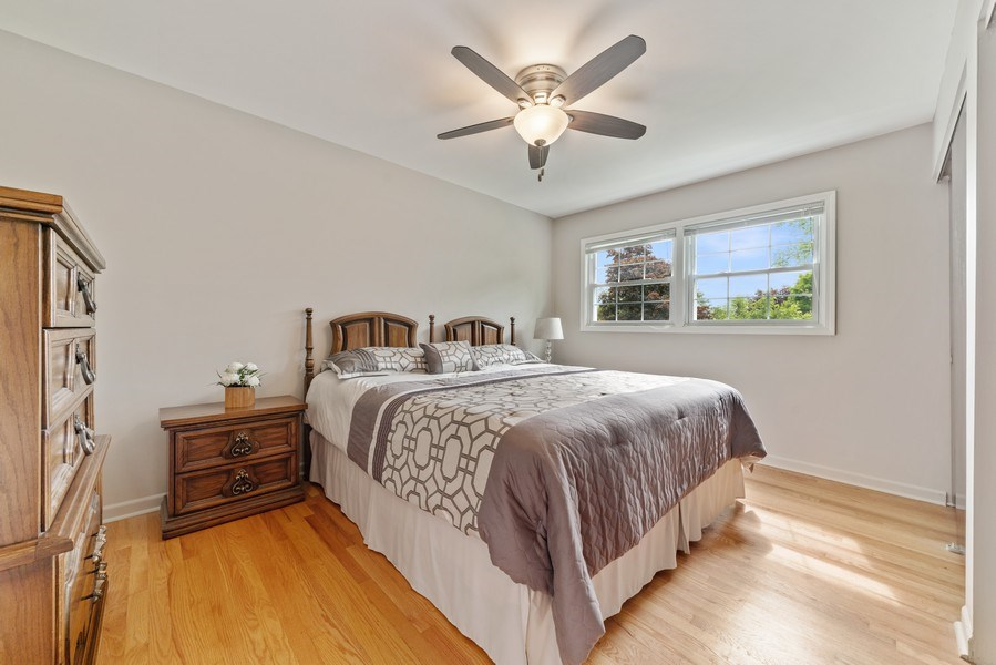 Real Estate Photography - 308 South Park Blvd, Glen Ellyn, IL, 60137 - 4th Bedroom