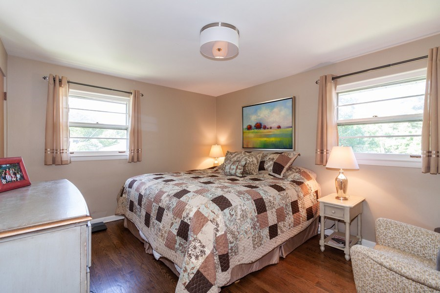 Real Estate Photography - 266 Woodstock Avenue, Clarendon Hills, IL, 60514 - 3rd Bedroom
