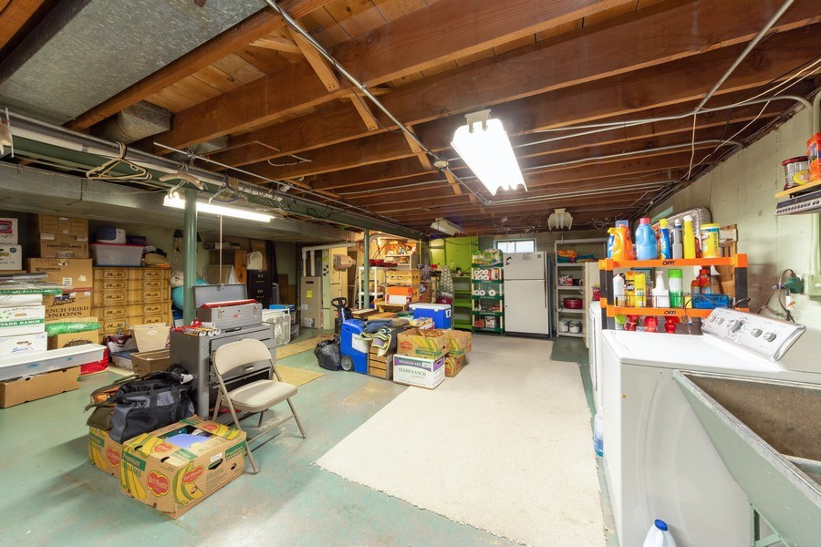 Real Estate Photography - 715 W. Rockwell Street, Arlington Heights, IL, 60005 - Basement