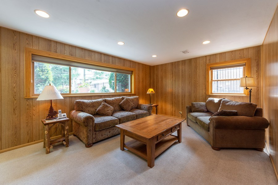 Real Estate Photography - 715 W. Rockwell Street, Arlington Heights, IL, 60005 - Family Room