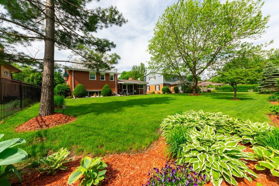 Real Estate Photography - 715 W. Rockwell Street, Arlington Heights, IL, 60005 - Rear View