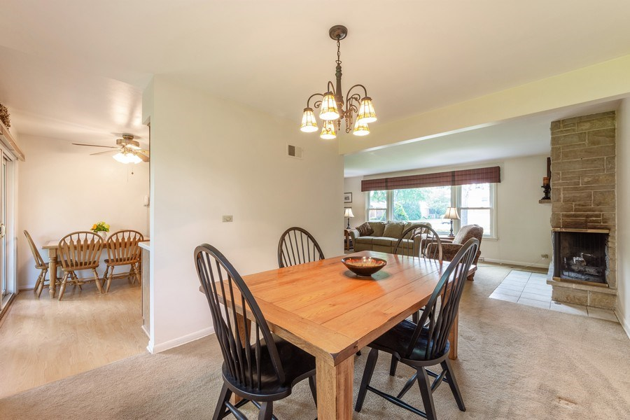 Real Estate Photography - 715 W. Rockwell Street, Arlington Heights, IL, 60005 - Living Room / Dining Room