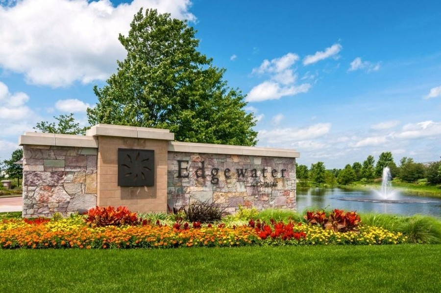 Real Estate Photography - 2544 Harvest Vly, Elgin, IL, 60124 - WELCOME TO EDGEWATER