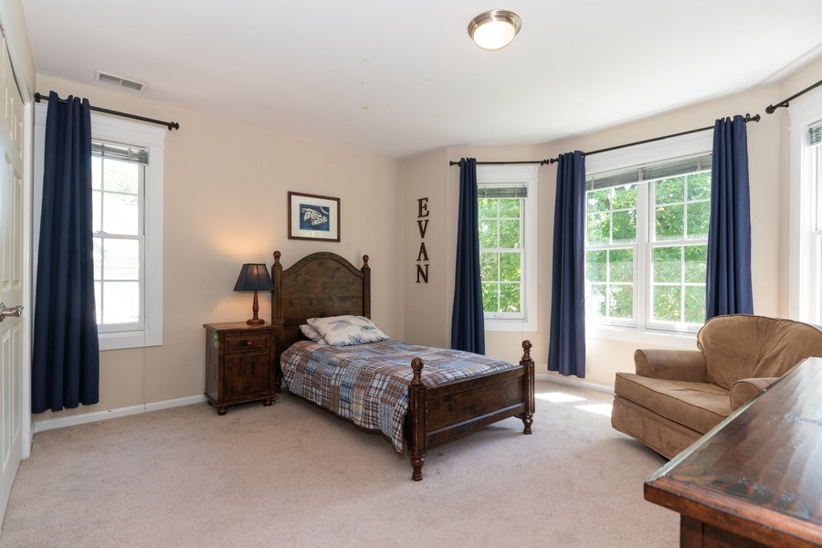 Real Estate Photography - 12 S. Quincy Street, Hinsdale, IL, 60521 - 3rd Bedroom